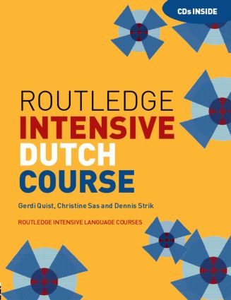 Routledge Intensive Dutch Course book cover