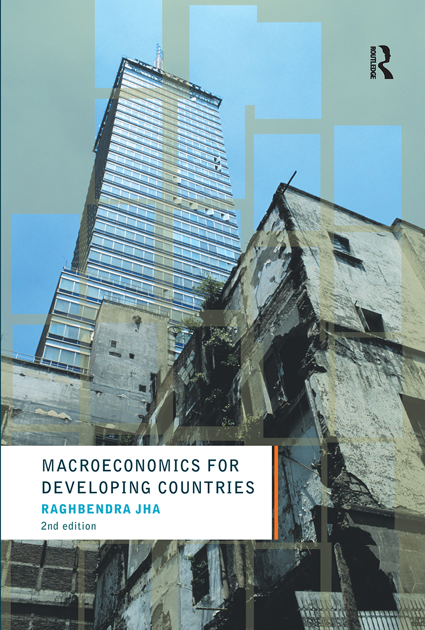 Macroeconomics for Developing Countries book cover