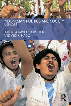 Indonesian Politics and Society: A Reader (Paperback) book cover
