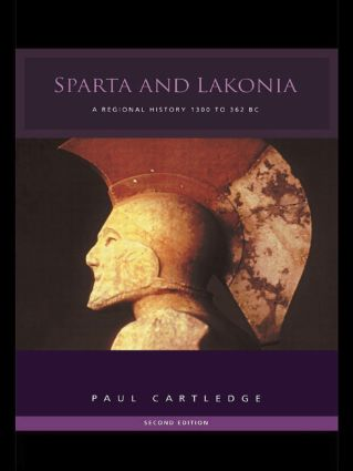 Sparta and Lakonia & Hellenistic and Roman Sparta