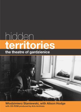 Hidden Territories: The Theatre of Gardzienice book cover