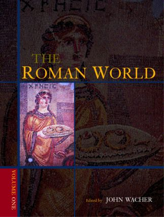 The Roman World (Paperback) book cover