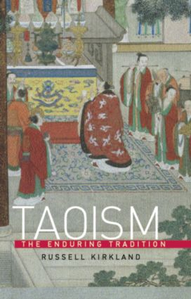 Taoism: The Enduring Tradition (Paperback) book cover