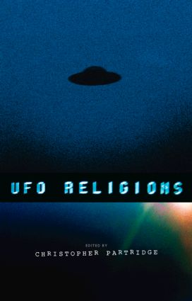 UFO Religions: 1st Edition (Paperback) book cover