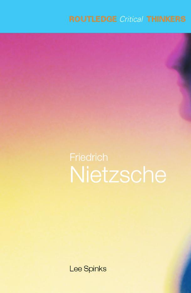Friedrich Nietzsche (Paperback) book cover