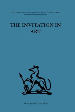 The Invitation in Art (Hardback) book cover