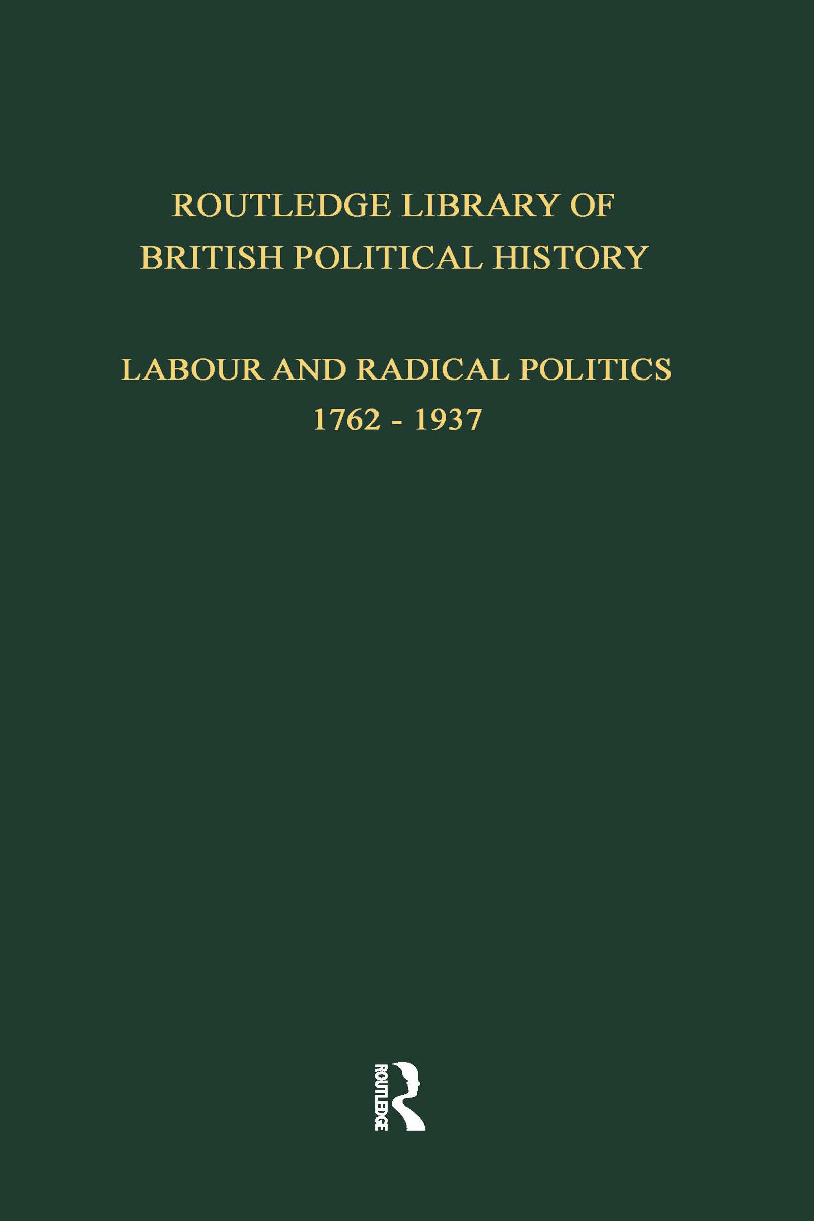 English Radicalism (1935-1961): Volume 3 book cover