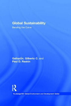 Global Sustainability: Bending the Curve book cover