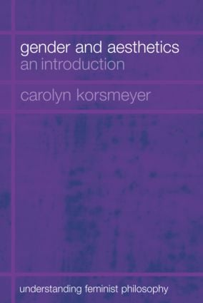 Gender and Aesthetics: An Introduction (Paperback) book cover