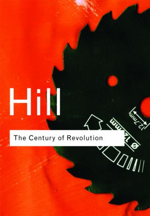 The Century of Revolution: 1603–1714, 2nd Edition (Hardback) book cover