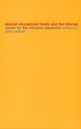 Special Educational Needs and the Internet