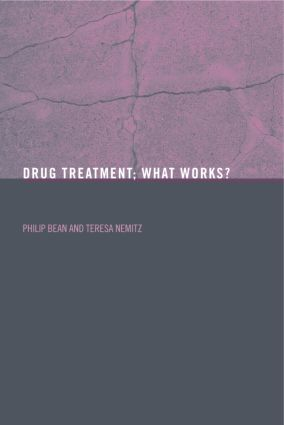 Drug Treatment: What Works? (Paperback) book cover
