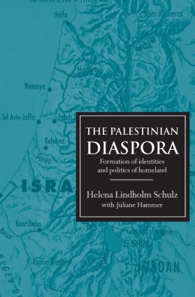 The Palestinian Diaspora: 1st Edition (Paperback) book cover