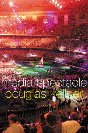 Media Spectacle (Paperback) book cover