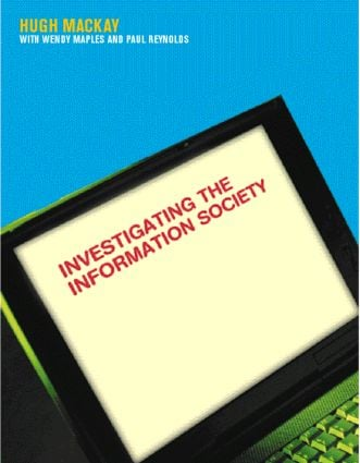 Investigating Information Society: 1st Edition (Paperback) book cover