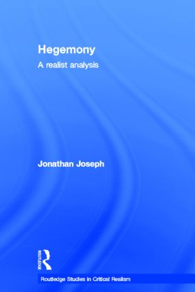 Hegemony: A Realist Analysis book cover
