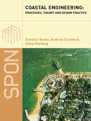 Coastal Engineering: Processes, Theory and Design Practice (e-Book) book cover