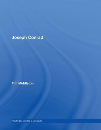 Joseph Conrad: 1st Edition (Hardback) book cover