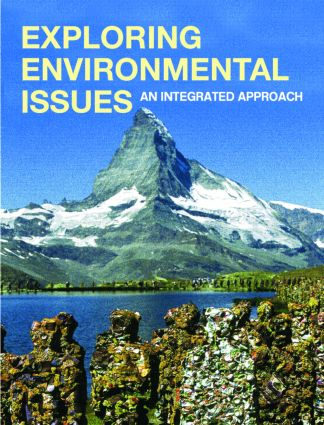 Exploring Environmental Issues: An Integrated Approach (Paperback) book cover