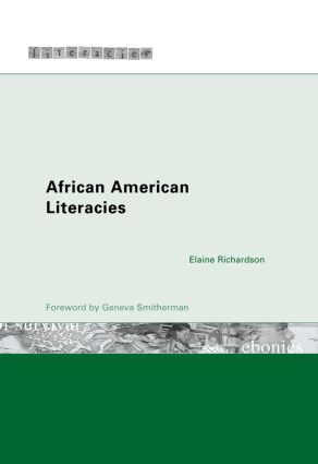 African American Literacies: 1st Edition (Hardback) book cover