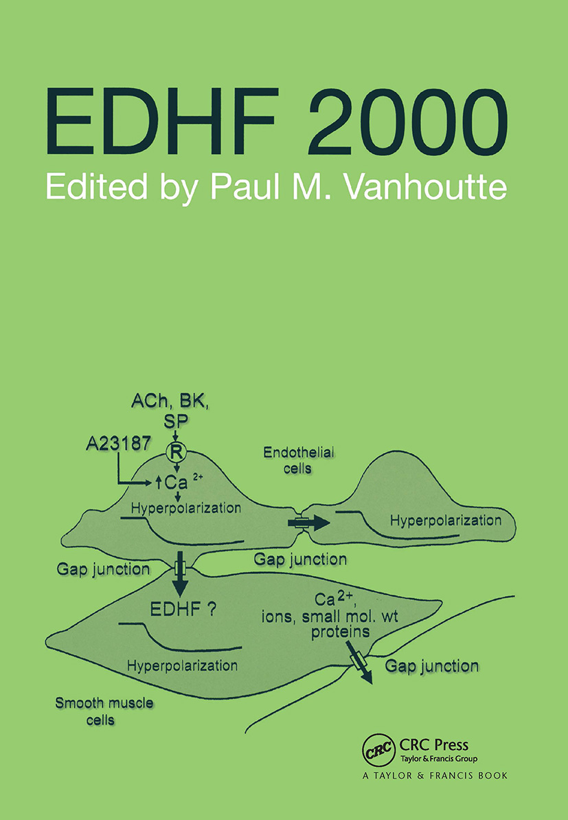 Edhf 2000: 1st Edition (Hardback) book cover