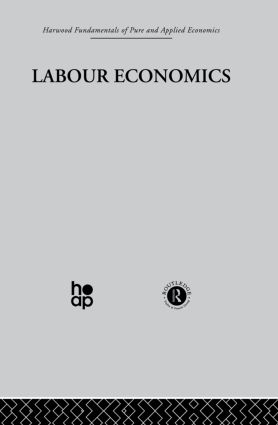 I: Labour Economics (Hardback) book cover