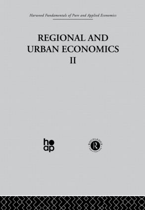 R: Regional and Urban Economics II: 1st Edition (Hardback) book cover