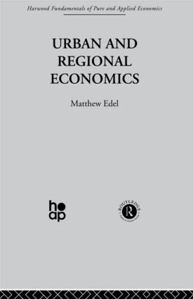 Urban and Regional Economics: Marxist Perspectives, 1st Edition (Hardback) book cover