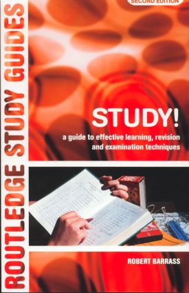 Study!: A Guide to Effective Learning, Revision and Examination Techniques, 2nd Edition (Paperback) book cover