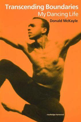 Transcending Boundaries: My Dancing Life, 1st Edition (Paperback) book cover