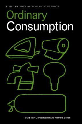 Ordinary Consumption (Hardback) book cover