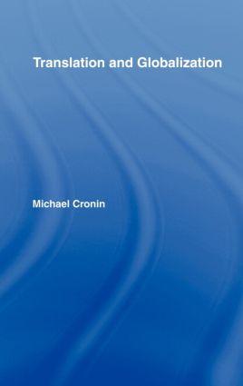 Translation and Globalization: 1st Edition (Hardback) book cover