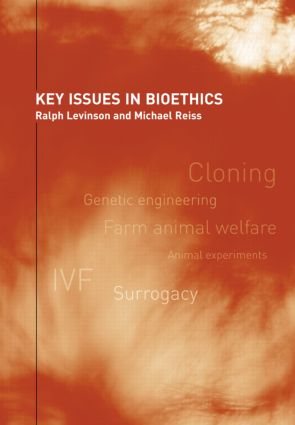 Key Issues in Bioethics: A Guide for Teachers, 1st Edition (Paperback) book cover