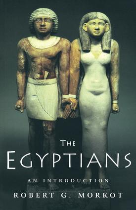 The Egyptians: An Introduction, 1st Edition (e-Book) book cover