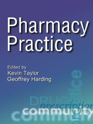 Pharmacy Practice: 1st Edition (Paperback) book cover