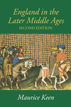 England in the Later Middle Ages: A Political History, 2nd Edition (Paperback) book cover