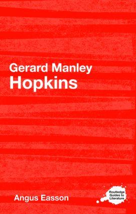 Gerard Manley Hopkins (Paperback) book cover