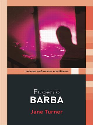 Eugenio Barba (Paperback) book cover