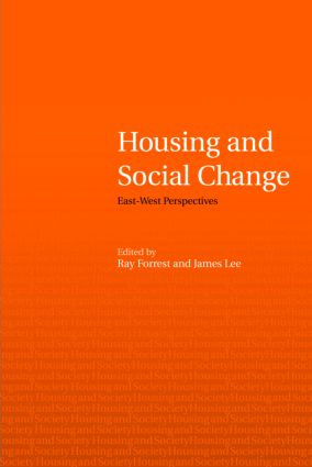 Housing and Social Change: East-West Perspectives book cover
