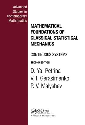 Mathematical Foundations of Classical Statistical Mechanics