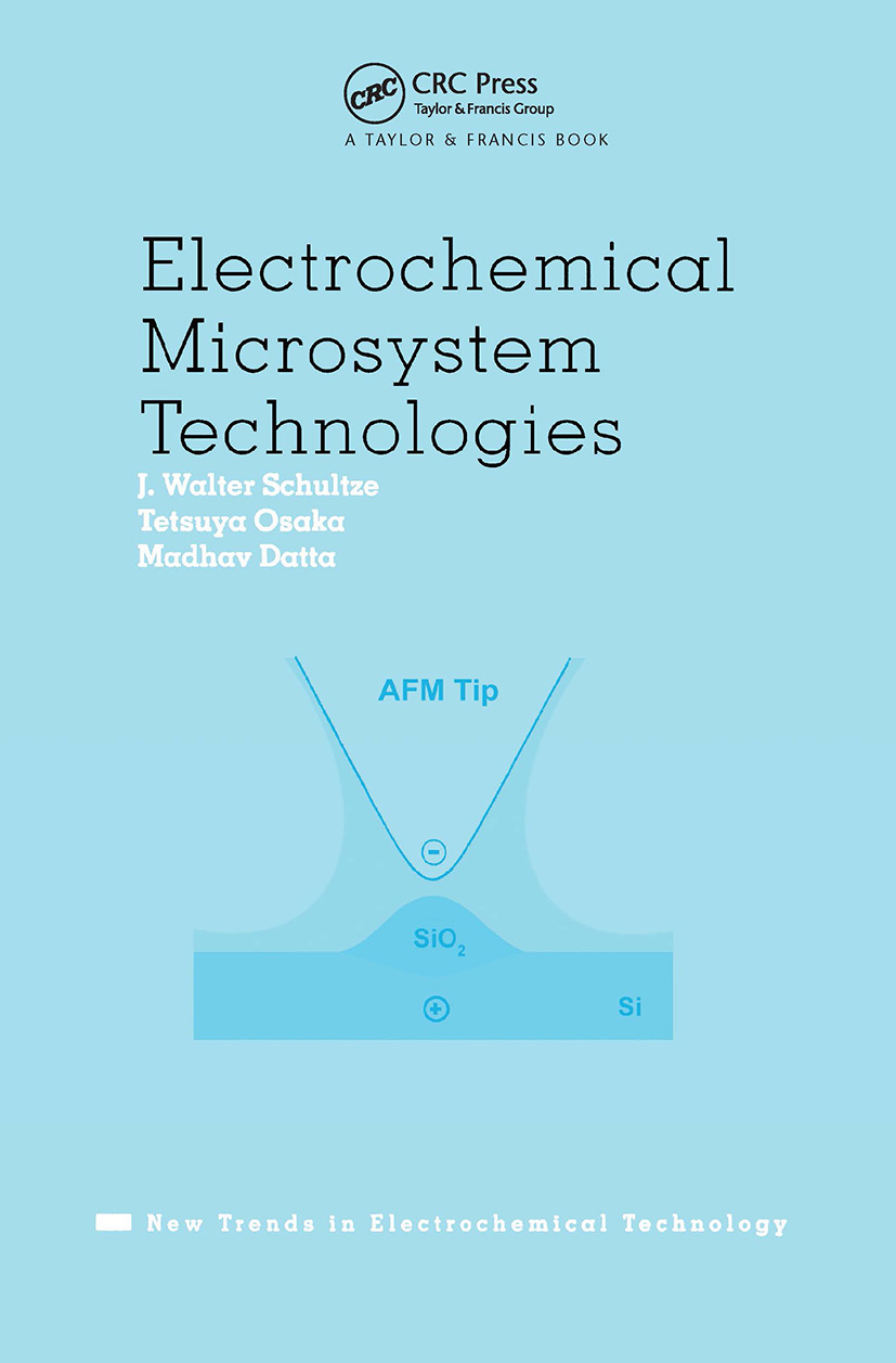 Electrochemical Microsystem Technologies: 1st Edition (Hardback) book cover