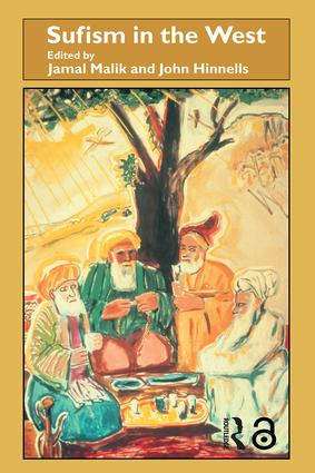 Sufism in the West (Paperback) book cover
