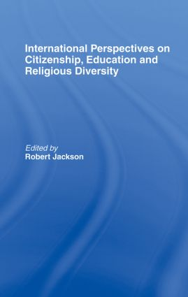 International Perspectives on Citizenship, Education and Religious Diversity: 1st Edition (Hardback) book cover