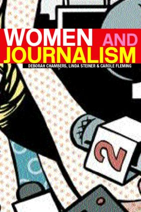 Women and Journalism: 1st Edition (e-Book) book cover