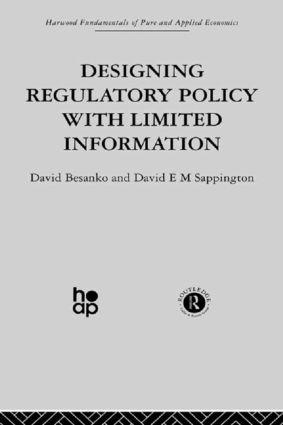 Multiperiod Models of Regulation and Information