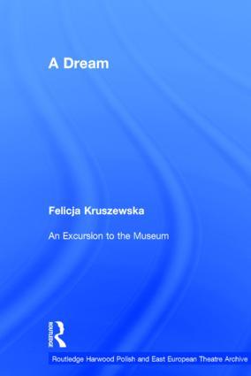 A Dream (Hardback) book cover