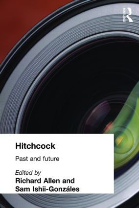 Hitchcock: Past and Future, 1st Edition (Paperback) book cover