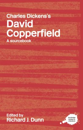 Charles Dickens's David Copperfield: A Routledge Study Guide and Sourcebook book cover