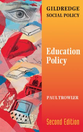 EDUCATION POLICY: 2nd Edition (Paperback) book cover