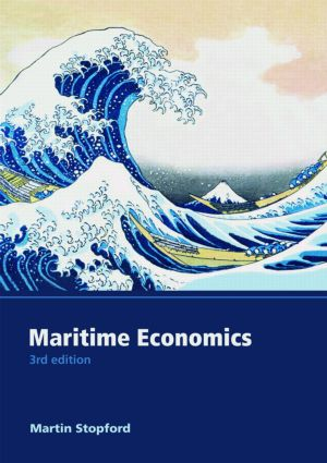 Maritime Economics 3e: 3rd Edition (Paperback) book cover